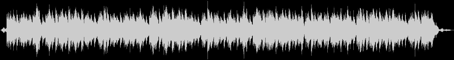 ヨガや瞑想・海の波音(エレキ・シンセ)の未再生の波形