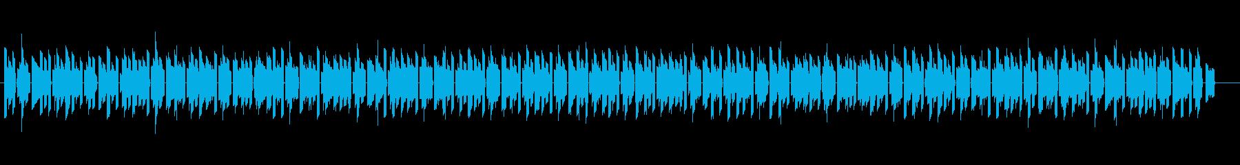 コンピュータ動作・ピコピコ・レトロ・SFの再生済みの波形