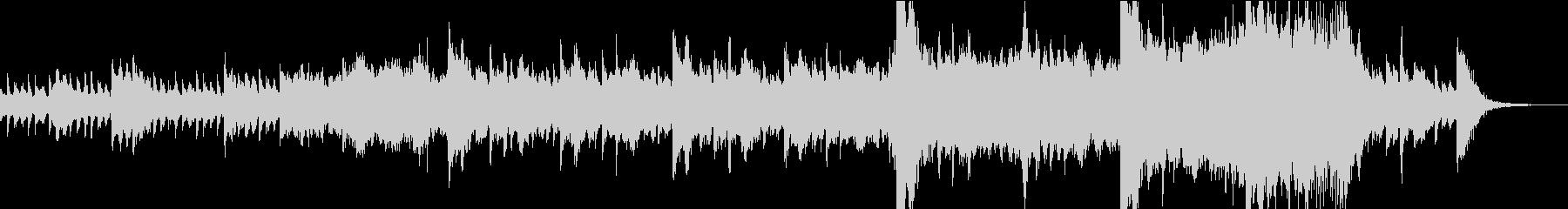 現代的 交響曲 アンビエント コー...の未再生の波形