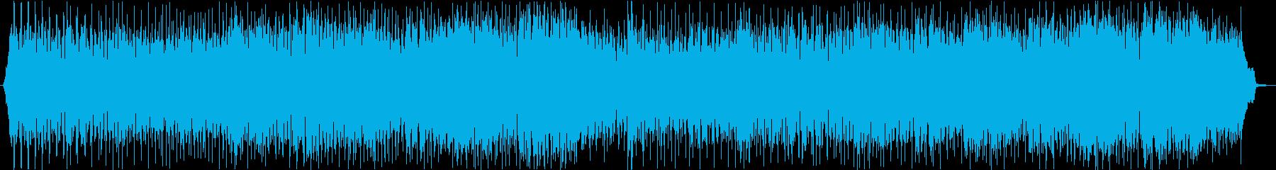 ピアノが牽引するアコースティック企業VPの再生済みの波形