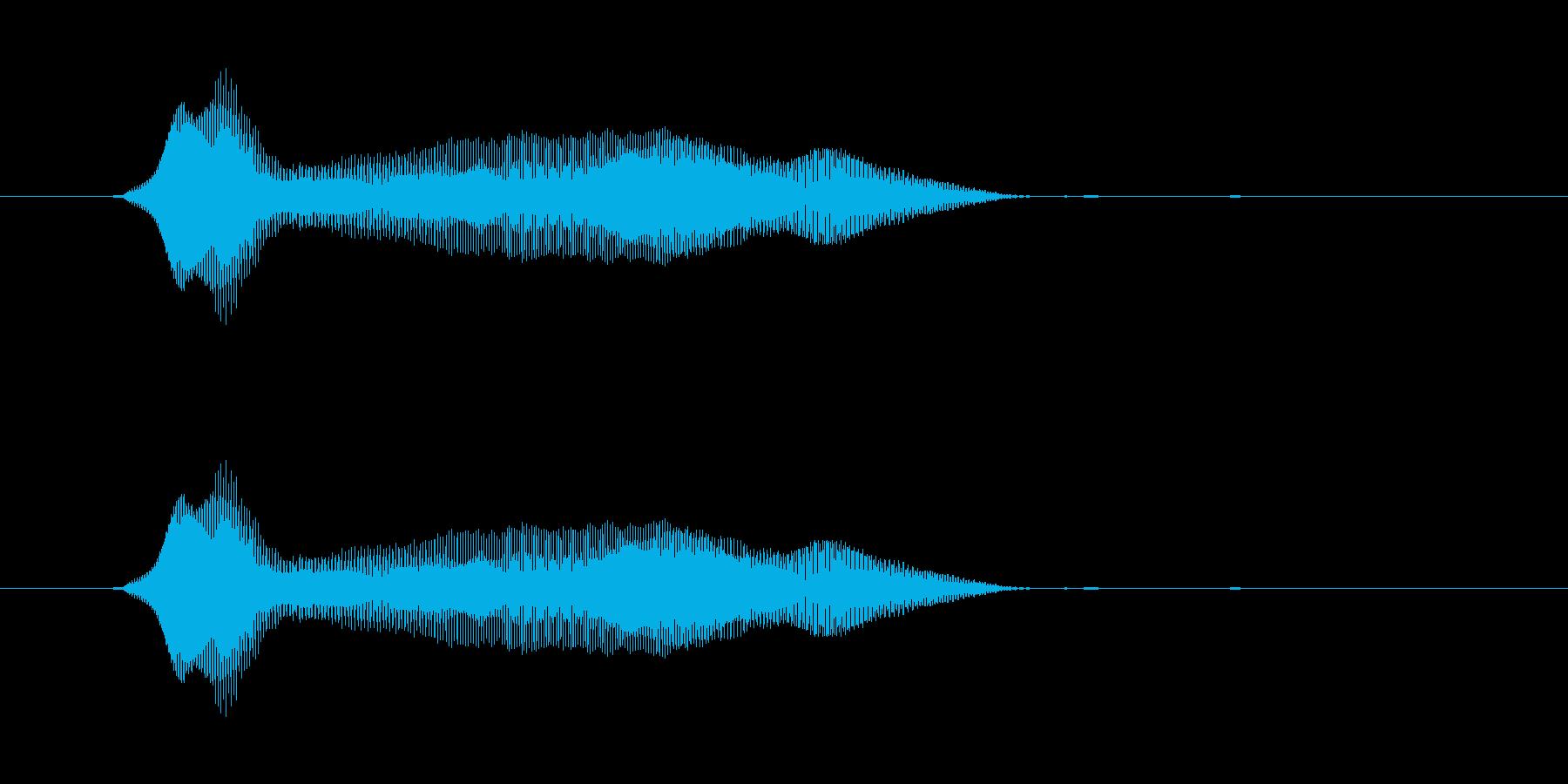 9 (女性) WOW ! ソフトの再生済みの波形