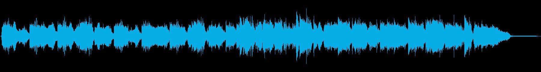 生演奏 尺八が奏でる和み系な曲 ver2の再生済みの波形