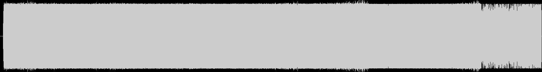 上昇 ロングカミソリラジオライズ02の未再生の波形