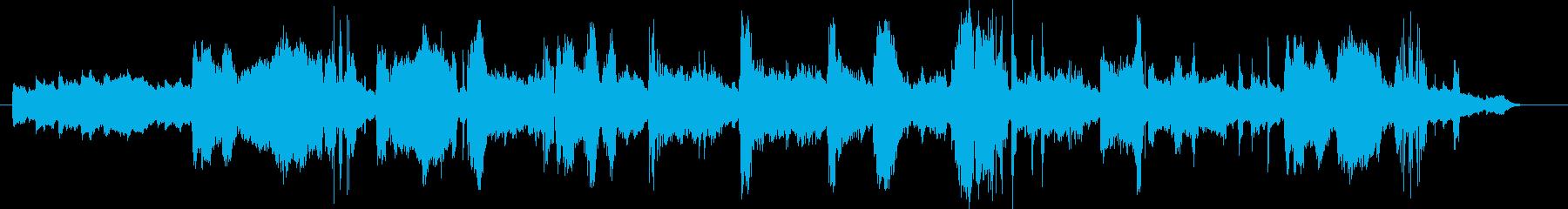 サイレントバットデッドリーナイト、...の再生済みの波形
