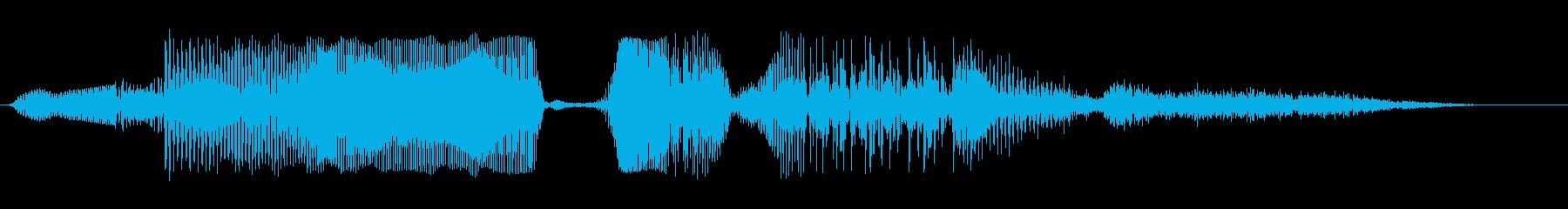 マーベラスの再生済みの波形