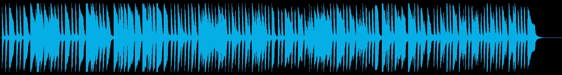 アビニョンの橋の上で ピアノver.の再生済みの波形