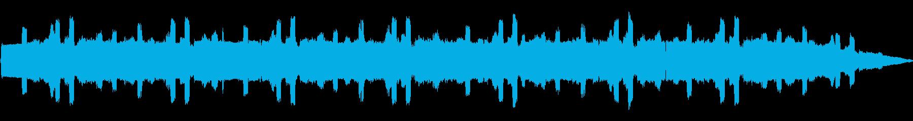 空間内アラーム; DIGIFFEC...の再生済みの波形