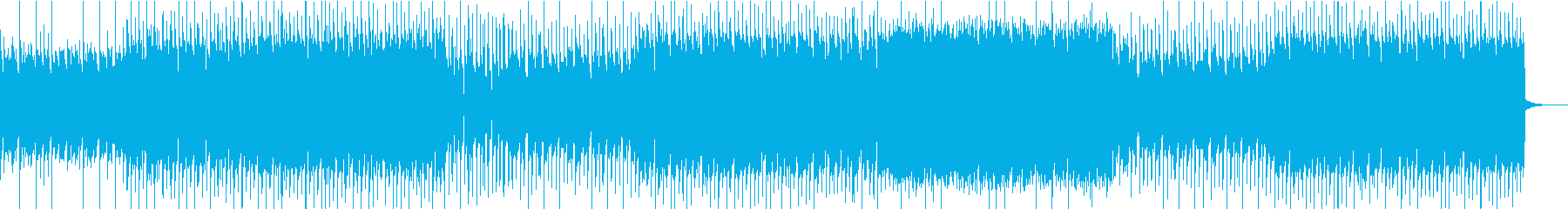 Corporate VP / CM exciting and refreshing's reproduced waveform
