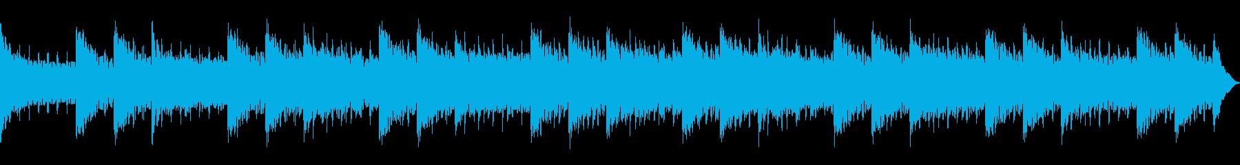 新世紀エレクトロニクス 淡々 テク...の再生済みの波形