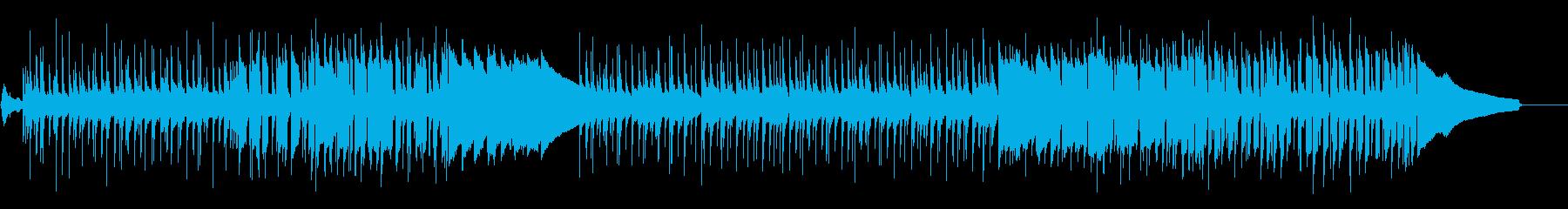★マリンバとピアノのほのぼの日常POPの再生済みの波形