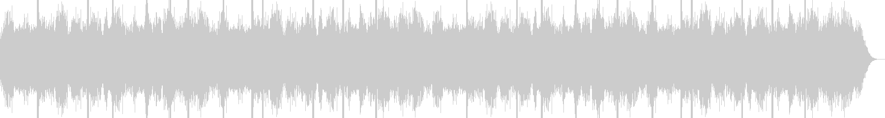 Spooky one scene of horror movie's unreproduced waveform