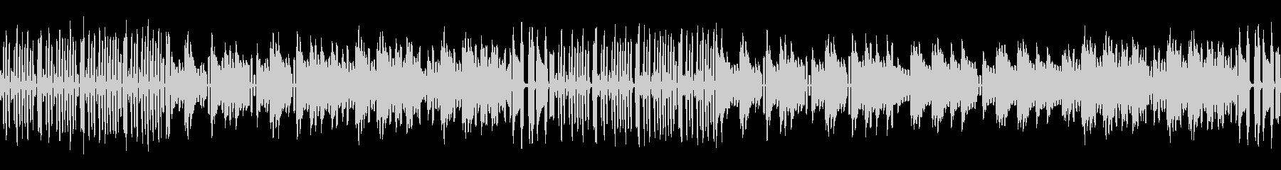 ネオ・8ビットタウンのシンプル版 ループの未再生の波形