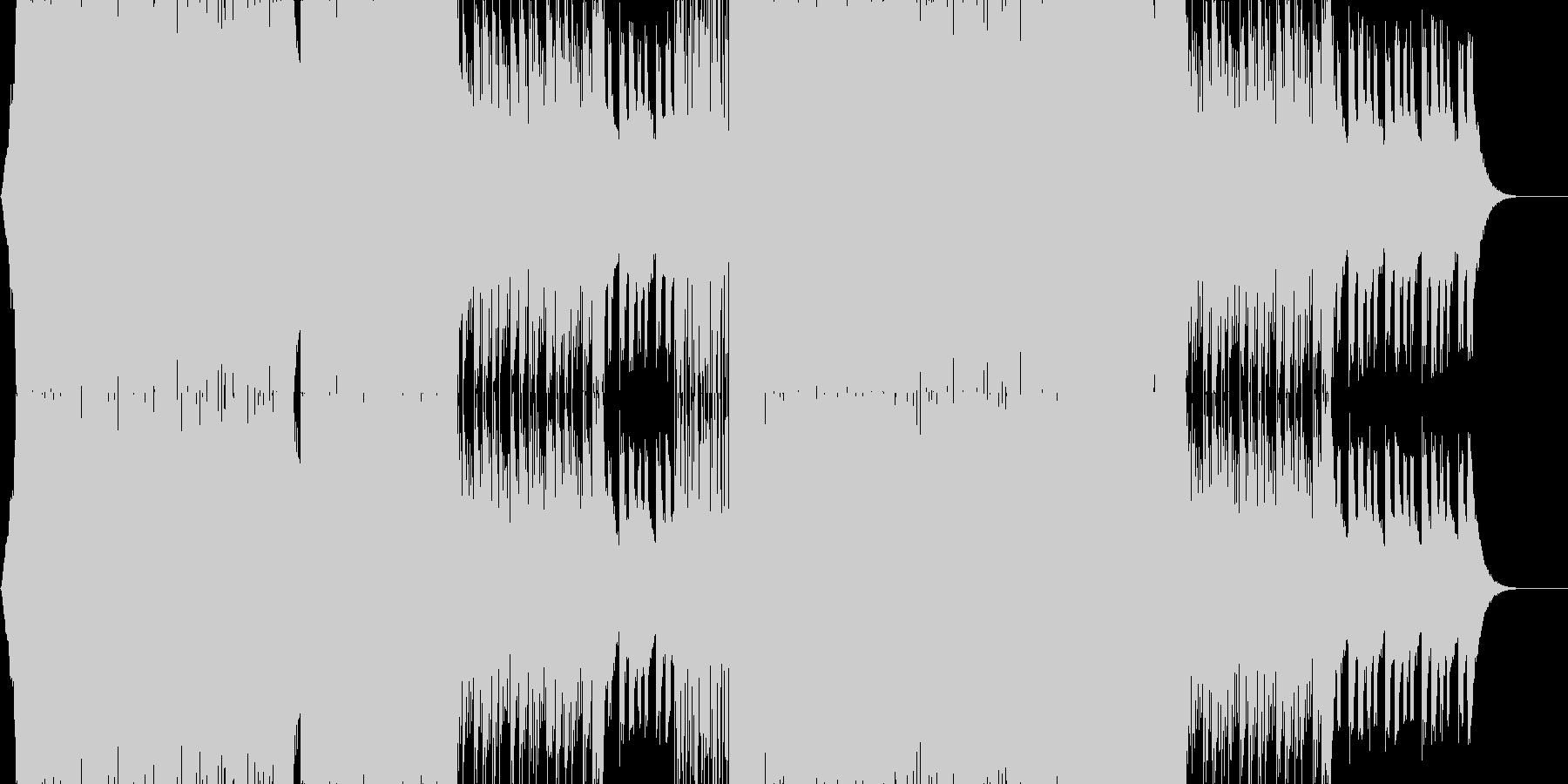 EDM・ダブステップ・爽やか・トロピカルの未再生の波形