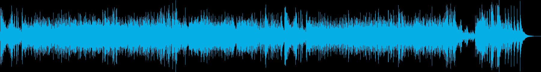 ピチカート五重奏による軽快な曲です。の再生済みの波形