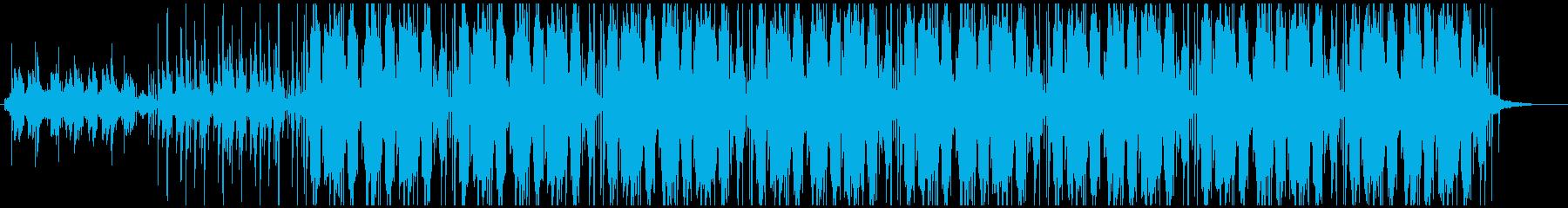 桜をイメージしたLo-Fi Hiphopの再生済みの波形