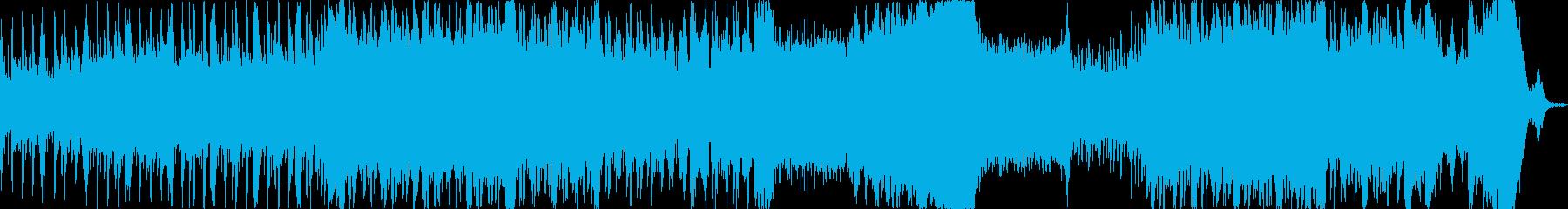 シネマティック サスペンス アクシ...の再生済みの波形