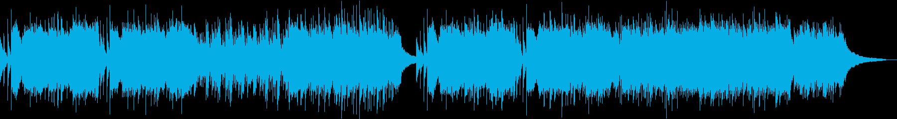 上品な大人セクシーなタンゴピアノソロの再生済みの波形