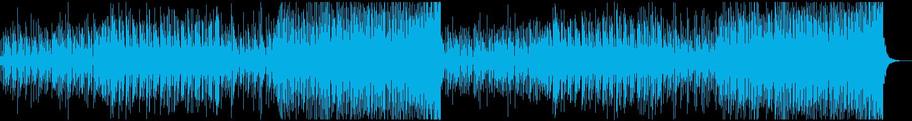 クール・スタイリッシュ・EDM・3の再生済みの波形
