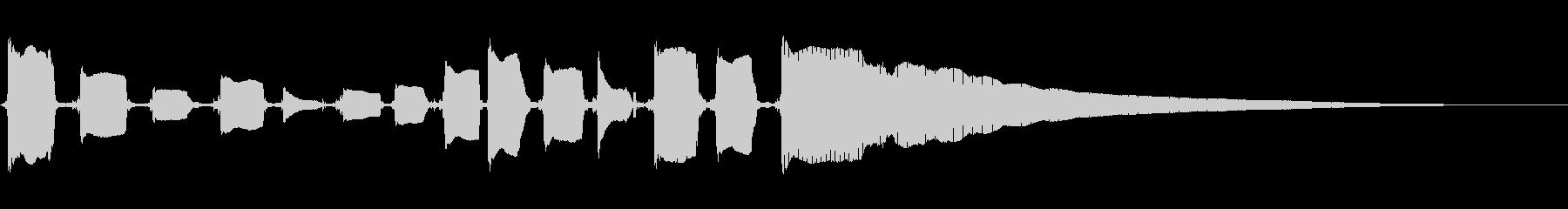 ELECTRIC GUITAR:D...の未再生の波形