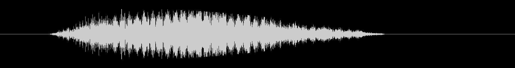レーザー音-47-3の未再生の波形