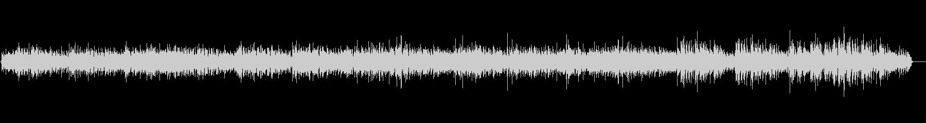 ワクワク心躍るシンプルなピアノBGMの未再生の波形