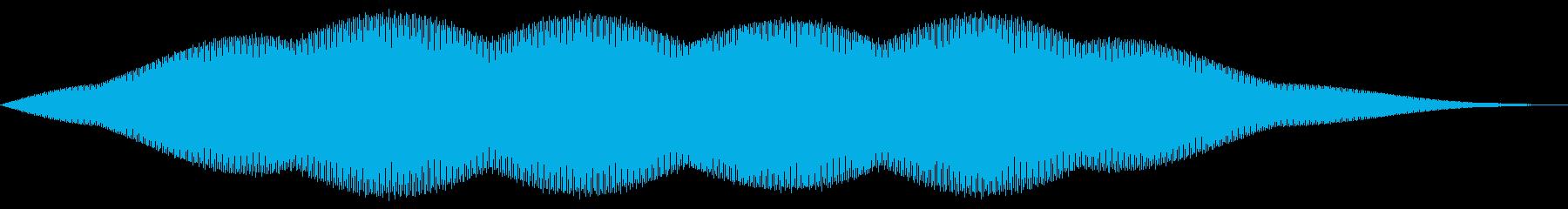エレクトリックシャイン、シマー、パ...の再生済みの波形