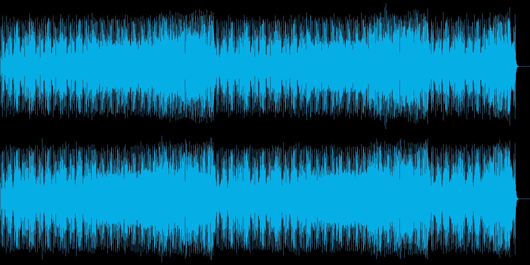心も弾む爽やかなポップ(フルサイズ)の再生済みの波形