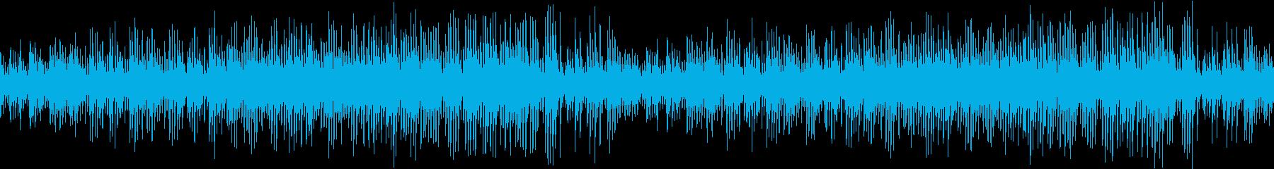 【リズム抜き】口笛ほのぼのアコースティ…の再生済みの波形