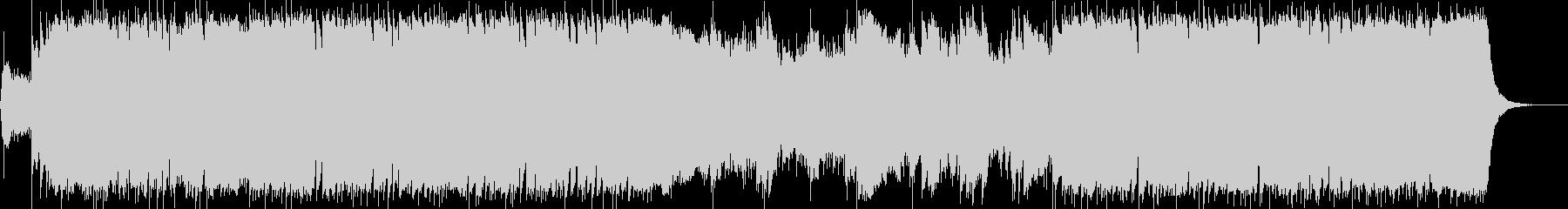 ダークファンタジーオーケストラ戦闘曲73の未再生の波形