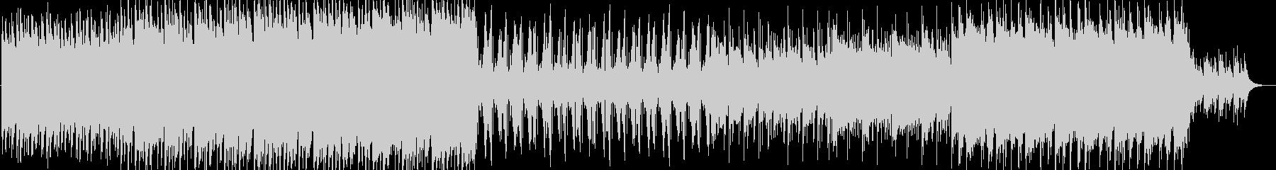 エレクトロニカ/アンビエント/ピアノ/の未再生の波形
