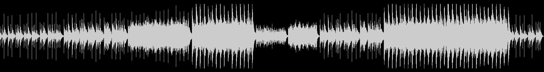 ハロウィン・ループ可・可愛く怪しく壮大の未再生の波形