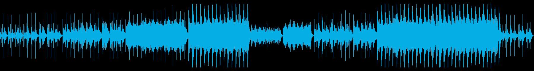 ハロウィン・ループ可・可愛く怪しく壮大の再生済みの波形