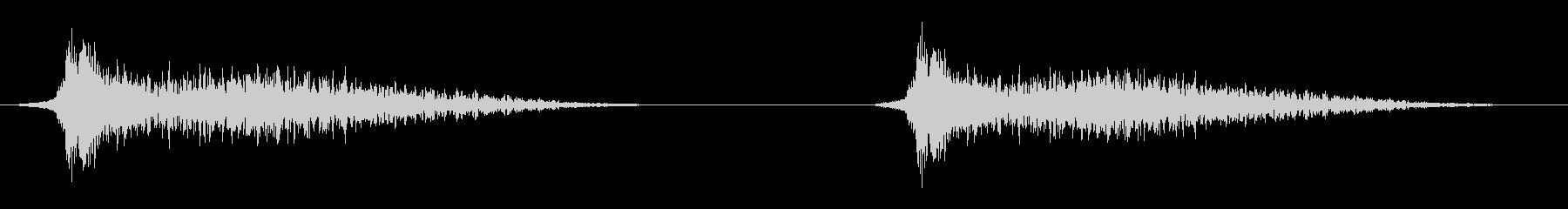 SPACEFIGHTER:2 VI...の未再生の波形
