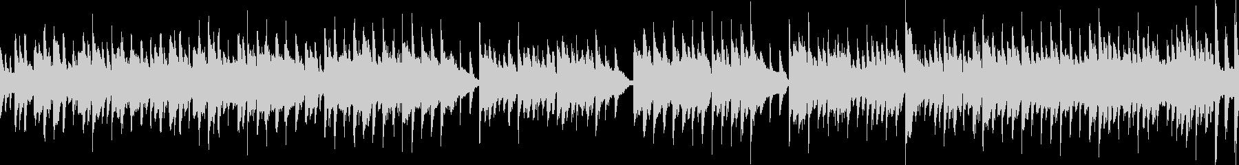 Cartoon ピアノ 角 バンジ...の未再生の波形