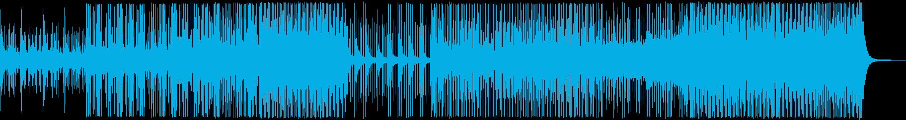 ピアノ/切ない/ポップ/Hiphopの再生済みの波形