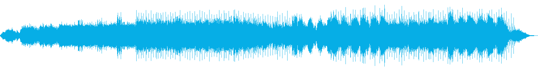 アンビエント テクノロジー 弦楽器...の再生済みの波形
