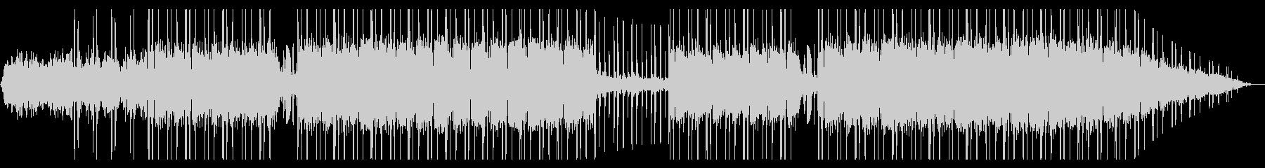 ギター パーカッション メランコリックの未再生の波形