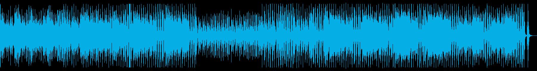 散歩。ポップス_2の再生済みの波形