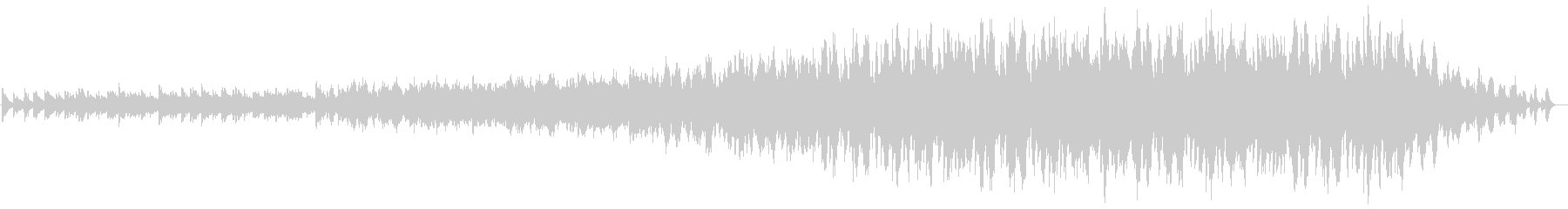 ピアノ5音階5コード5拍子ミニマルの未再生の波形