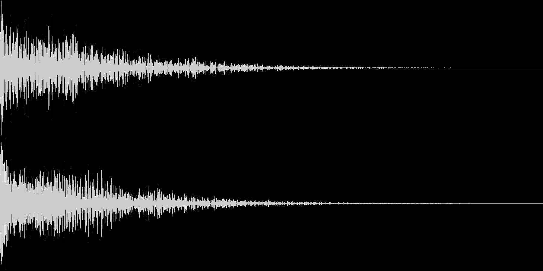 CINEMATIC HITS_04の未再生の波形
