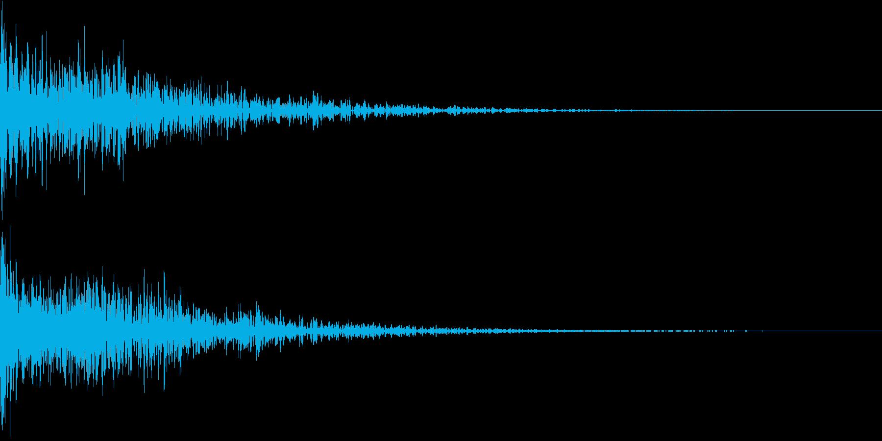 CINEMATIC HITS_04の再生済みの波形