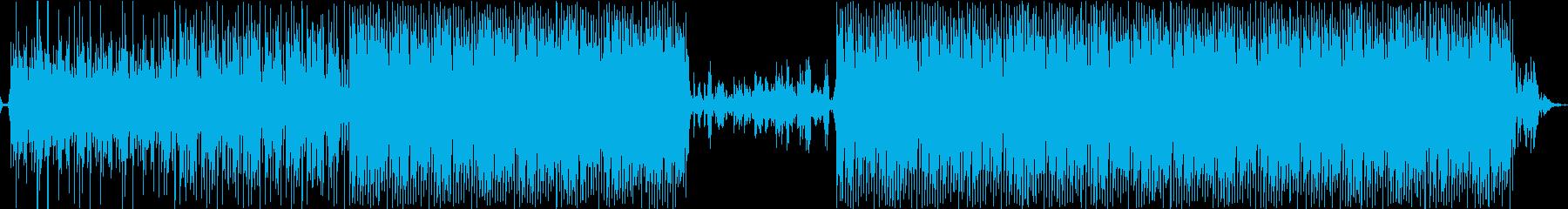 民謡 ポジティブ 明るい 電気ピア...の再生済みの波形
