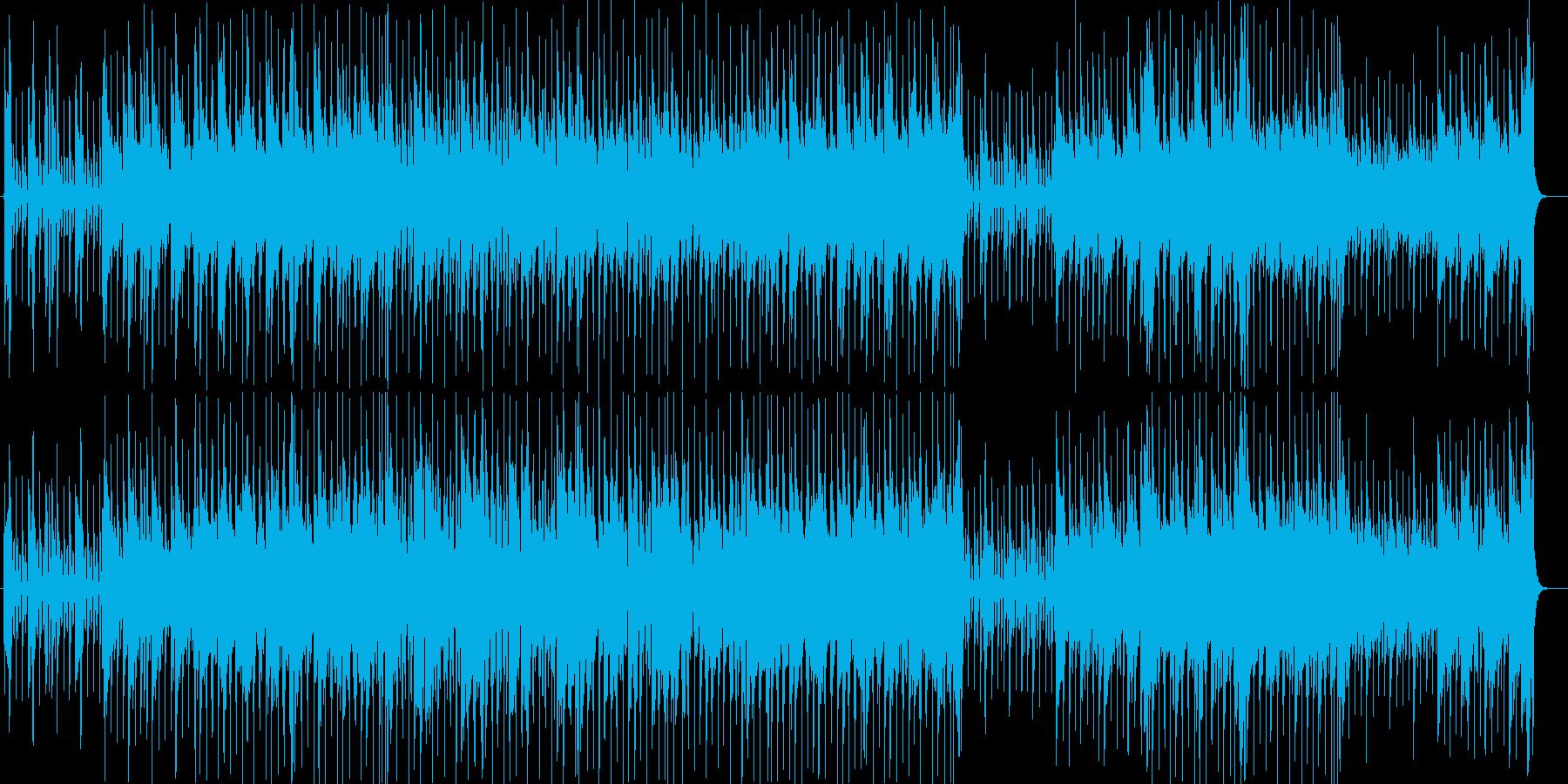 R&B感漂う大人ポップの再生済みの波形