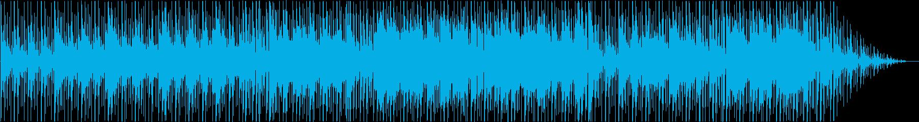 ローズエレピが心地よいスムースジャズの再生済みの波形