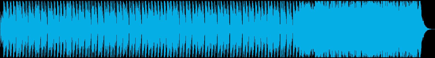 モーツァルトのエレクトロポップ/ダ...の再生済みの波形