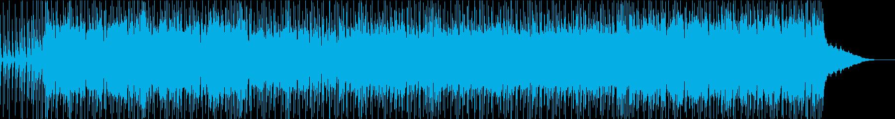パンク 燃焼 移動 エレキギター ...の再生済みの波形