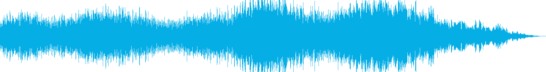 アンビエントサイケの再生済みの波形