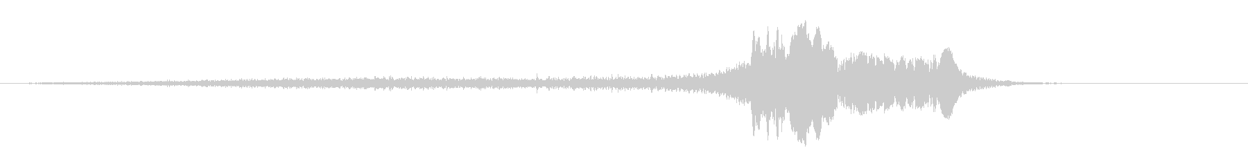レッカー車:スローイン、アイドル、...の未再生の波形
