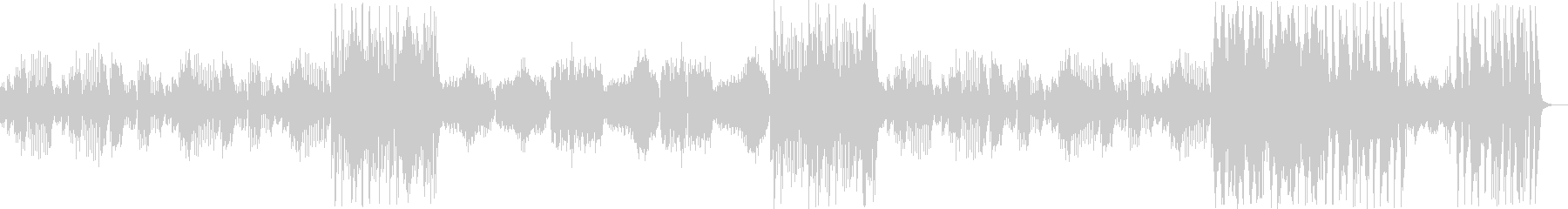 トルコ行進曲/モーツァルトの未再生の波形