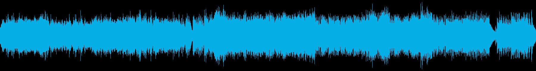 わくわく楽しいハロウィン(Loop仕様)の再生済みの波形
